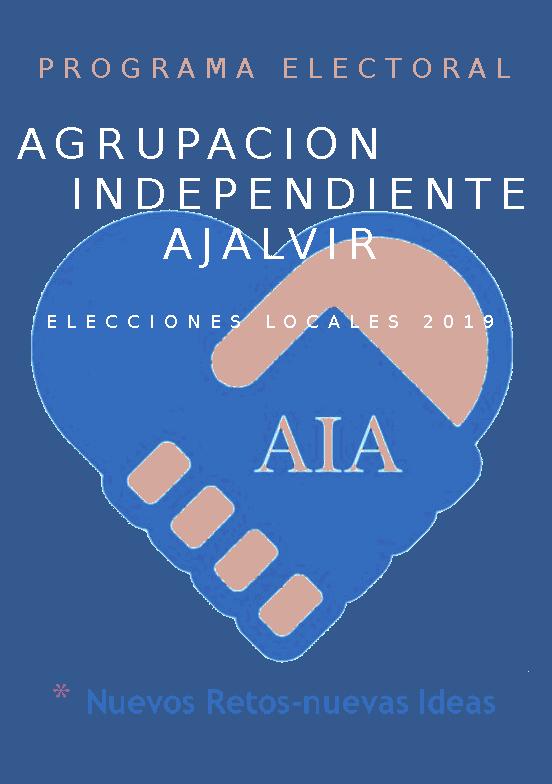 Programa Electoral AIA